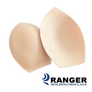 Foam Swimsuit Bra Cups 0030 - Ranger Molding