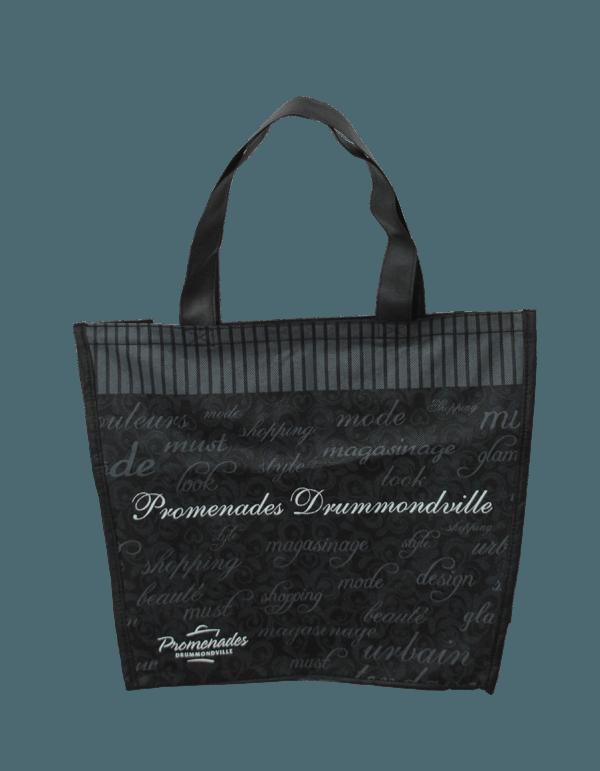 Custom Shopping Bag made by Tex-Fab
