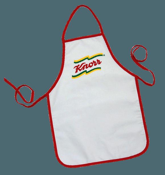 Custom aprons made by Tex-Fab