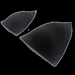 Swimsuit foam cups insert triangle - Ranger Molding