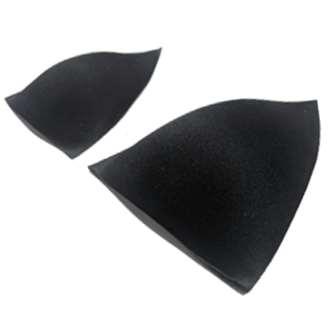 Swimsuit foam cups insert triangle - Ranger Molding