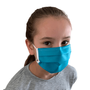 FaceMask washable reusable kidz - Groupe Ranger- 44-6944
