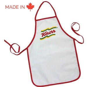 Custom Kitchen Apron - Tex-Fab manufacturer - 44-9352