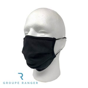 Face mask coton antimicrobial - Groupe Ranger - Afnor