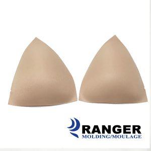 Swimsuit foam insert - Ranger Molding manufacturer