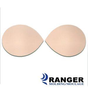 Tear drop swimsuit bridal bra foam pad cup Ranger Molding